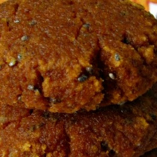 Pumpkin Chia Breakfast Cookies