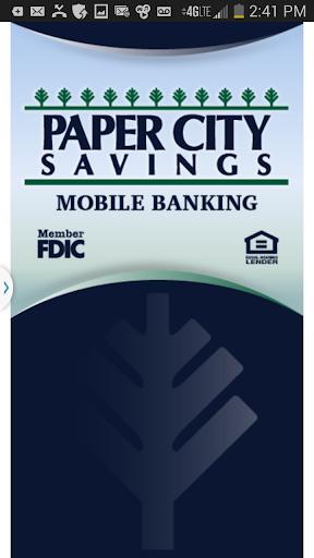Paper City Savings Mobile 13 APK by Paper City Savings Association kIg2izMn