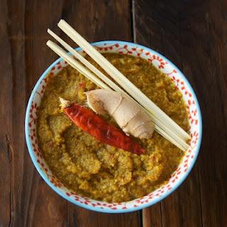 Thai Curry Paste.