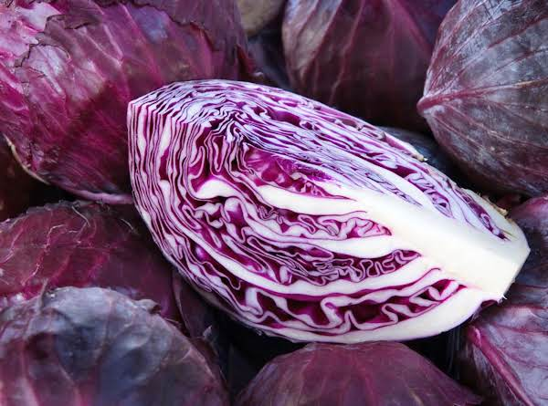 Nanny's Holiday Purple Cabbage