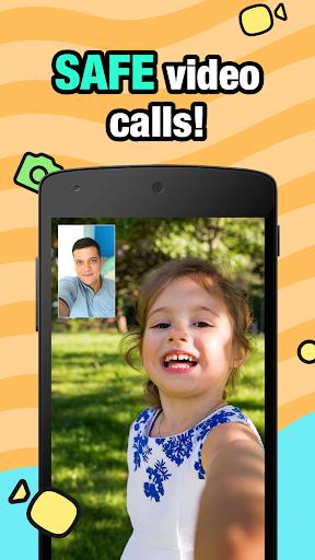 JusTalk Kids - Safe Video Chat and Messenger 0.9.33 screenshots 1