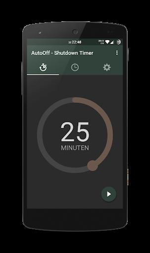 AutoOff - Shutdown Timer