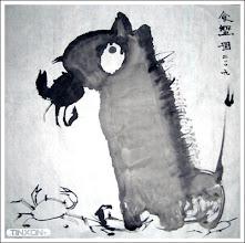 Photo: 艺术品呢:河蟹草泥马 #七一草泥马节