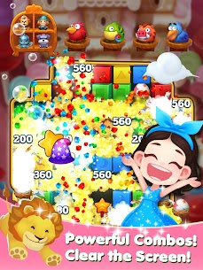Pop Story Alice in fairy tales Mod Apk 1.0.26 (Unlimited Lives) 3