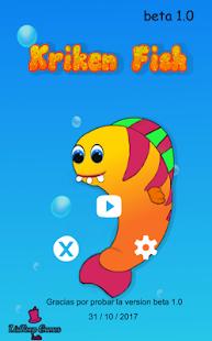 Kriken Fish - náhled