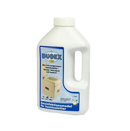 Duoex V4 Desinfektionsmedel 1l