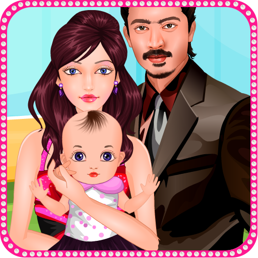 休闲の生まれたばかりの赤ちゃんのゲーム LOGO-記事Game