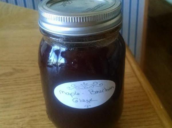 Maple Bourbon Glaze Recipe