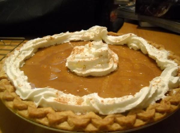 Apple Pumpkin Pie Recipe