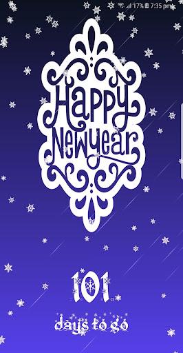 New Year Countdown 2019 1.3 screenshots 1