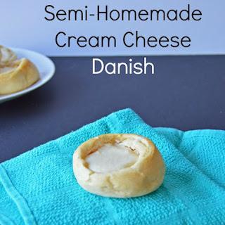 Semi-Homemade Cream Cheese Danish.