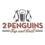 Logo for Two Penguins Tap & Grill