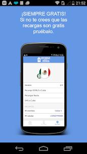 Recargas GRATIS a México 5