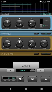 J4T Multitrack Recorder MOD (Paid) 4
