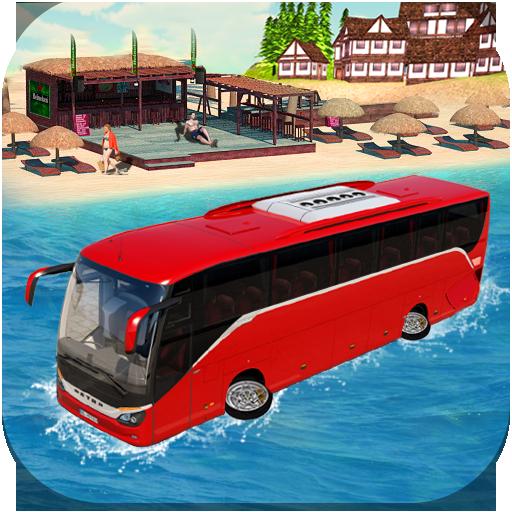 Floating Water Bus Simulator