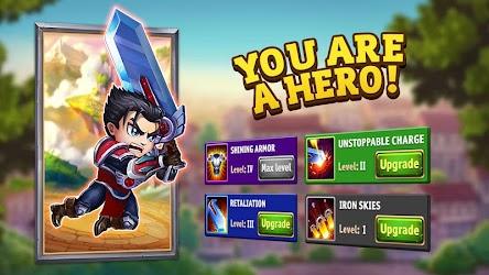 Hero Wars - Men's Choice Epic Fantasy RPG