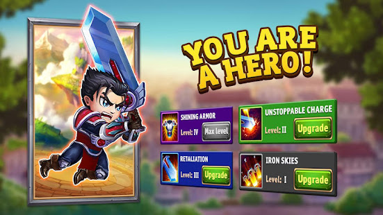 Game Hero Wars - Men's Choice Epic Fantasy RPG APK for Windows Phone