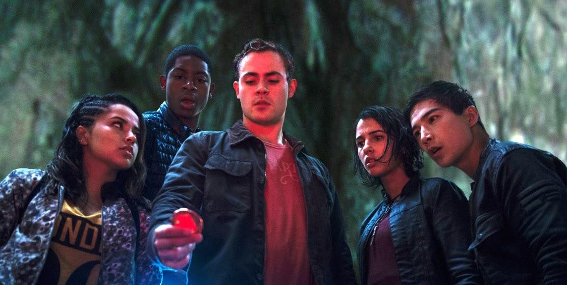 Power Rangers 2017 aktorzy
