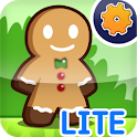 Gingerbread Dash! LITE icon
