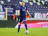 Adrien Trebel a fait la différence pour Anderlecht face à Zulte Waregem