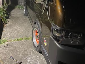 ハイエースワゴン TRH214Wのカスタム事例画像 德ちゃん(洒落屯車)さんの2021年10月13日19:24の投稿