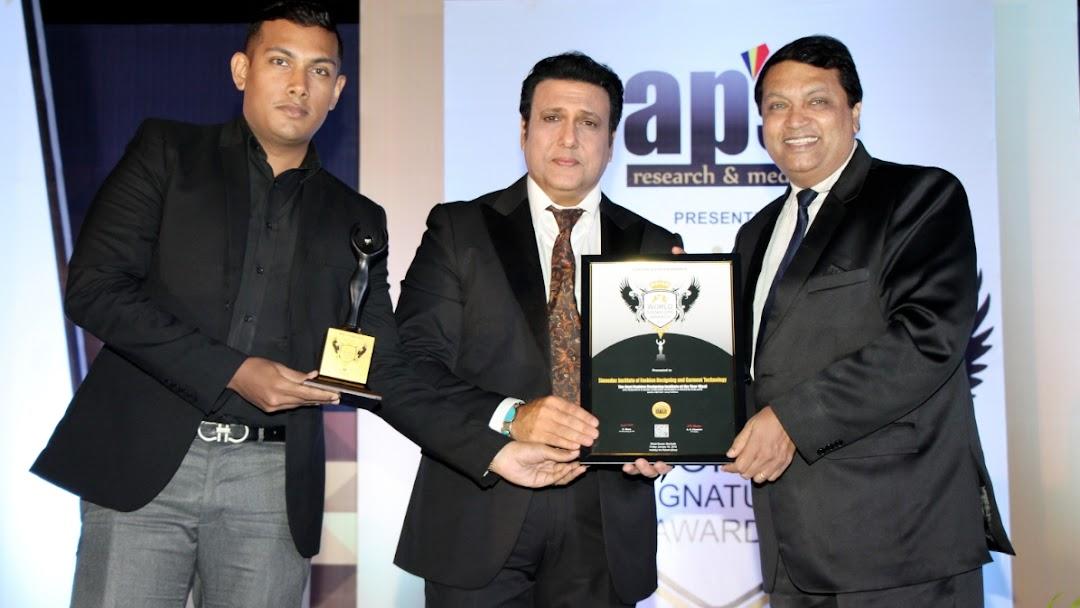Stenodac Institute Of Fashion Designing Garment Technology Award Winning Educational Institution Has Two Centres In Panjim Margao Goa India
