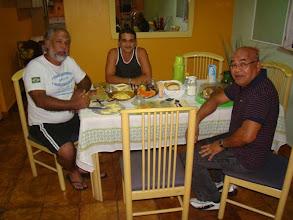 Photo: As 5 da manhã um lauto café da manhã