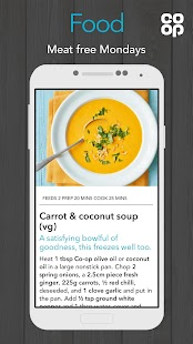 Co-op Food magazine- screenshot thumbnail
