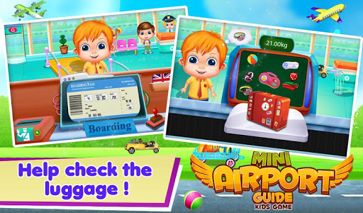 Mini Airport Guide Kids Game v1.0.2