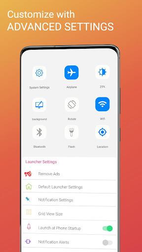 Launcher iOS 14 screenshot 8