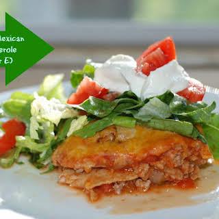 Easy Mexican Casserole(S or E).