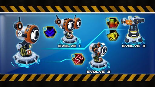 Planet Modular Tower Defense. Sci-Fi TD Strategy 122 screenshots 2