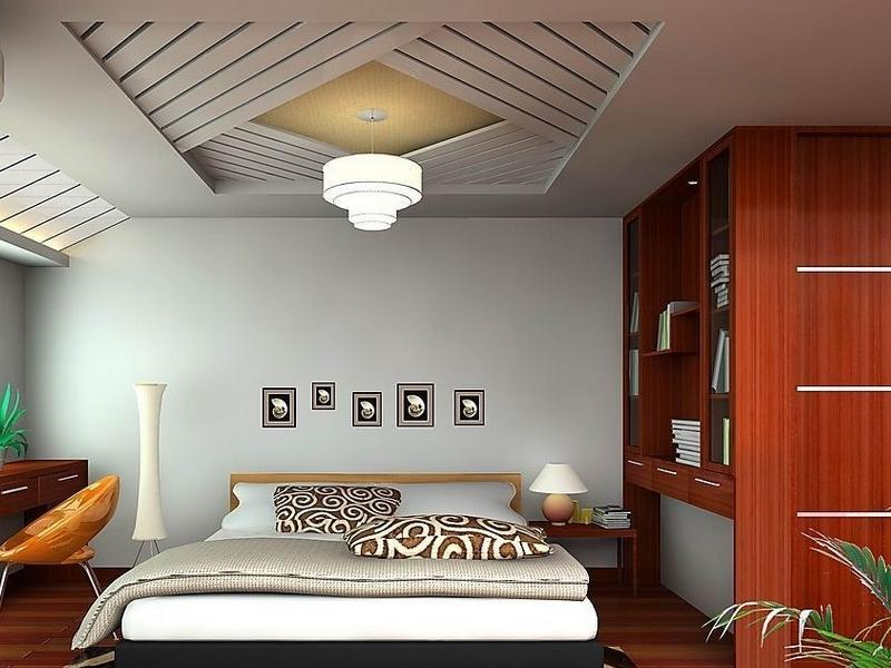 Bedroom Ceiling Designs Screenshot