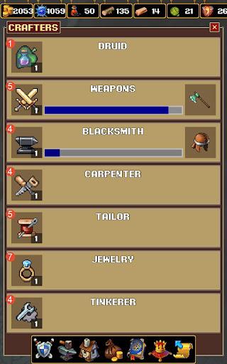 Royal Merchant: Shop Sim RPG 0.860 screenshots 4