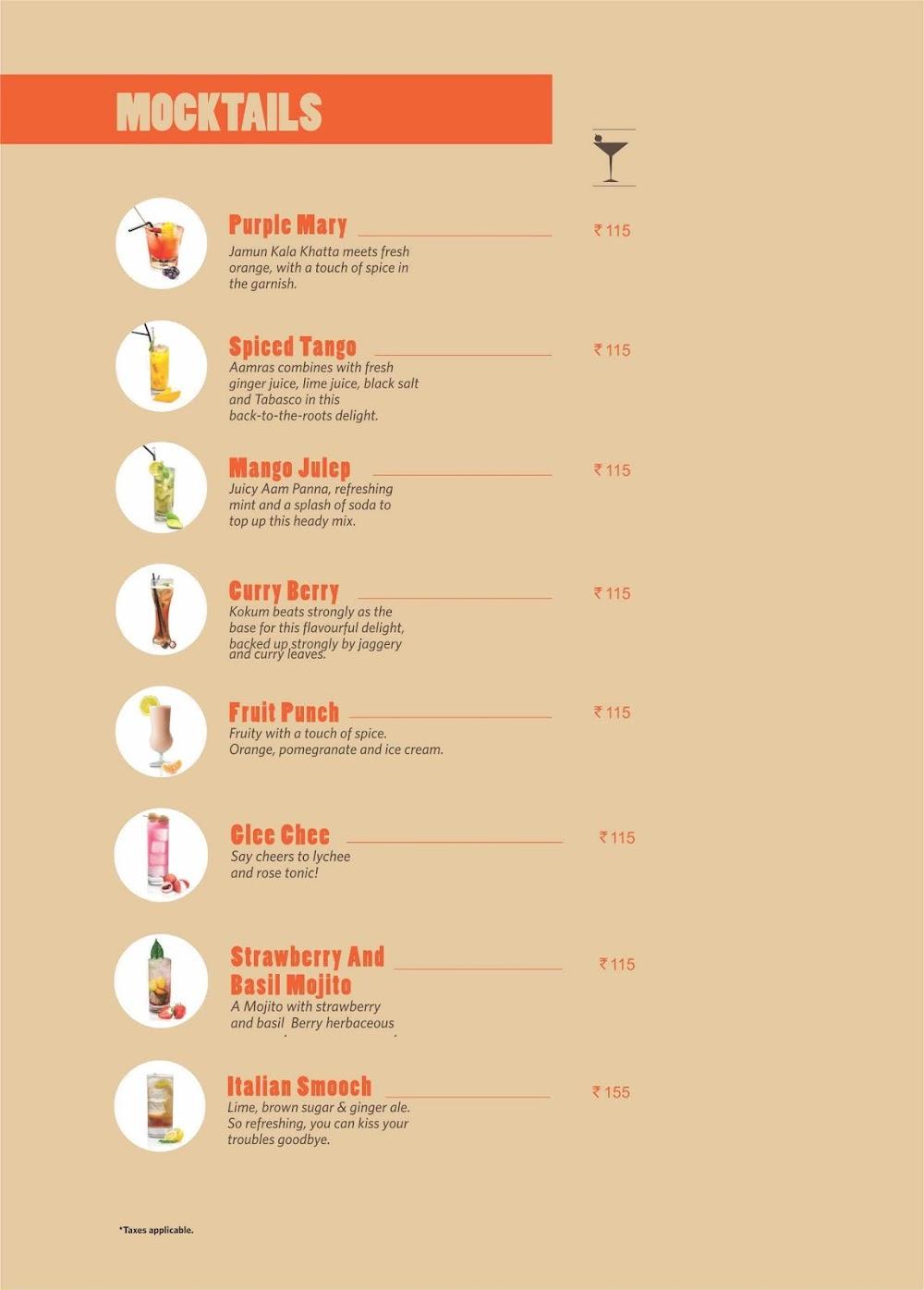Barbeque Nation menu 10