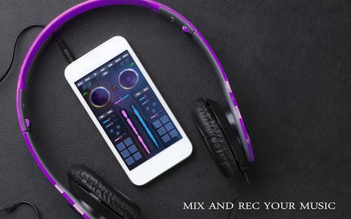 混合DJ - 免費的音樂調音台墊