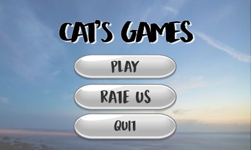 Games for real cats (Unreleased) - náhled