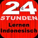 In 24 Stunden Lernen Indonesisch zu Sprechen icon