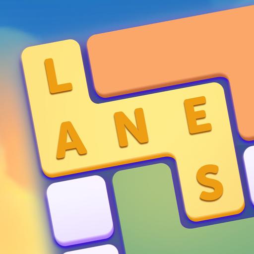Word Lanes - Des grilles zen