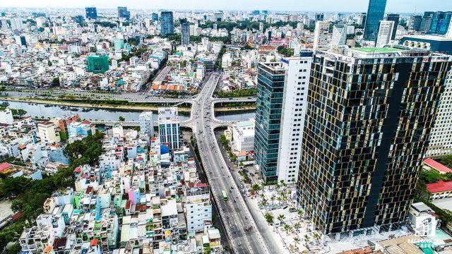 Cận cảnh con đường được mong chờ nhất trung tâm Sài Gòn sắp được mở rộng gấp ba 13