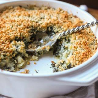 Kale Fennel Cauliflower Hot Dish (gluten free, dairy free, paleo, soy free, vegan).