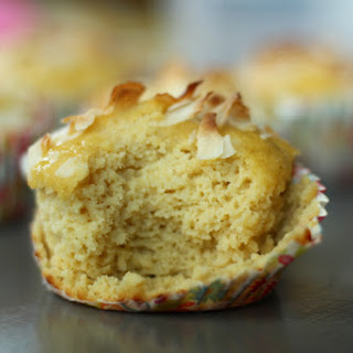 Quadruple Coconut Muffins (Paleo and Gluten Free)