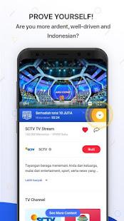 App Vidio - Nonton Video, TV & Live Streaming Gratis APK for Windows Phone