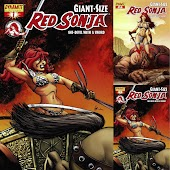 Giant Size Red Sonja
