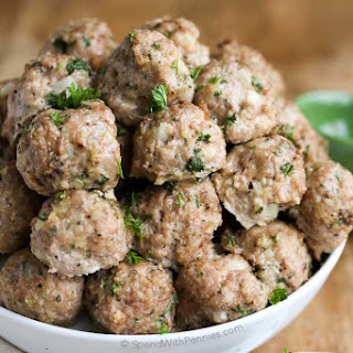 All Purpose Turkey Meatball