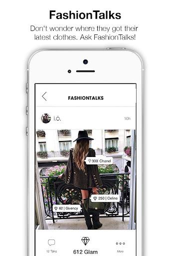Fashion Talks Social Network