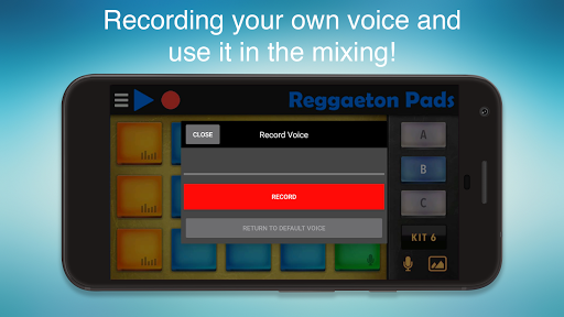 Reggaeton Pads screenshot 4