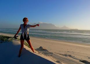 Photo: Tafelberg v. Bloubergstrand