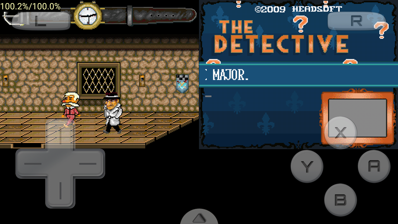 DraStic DS Emulator- screenshot