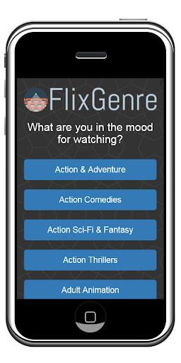 FlixGenre - Netflix Hidden Genres 1.6 screenshots 1